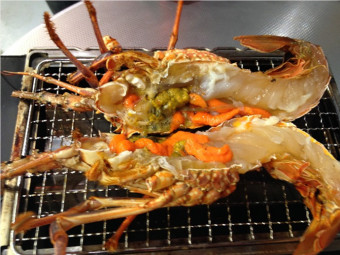 Ise-ebi Lobster