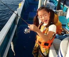 漁師の船で、海釣り体験をしてみませんか