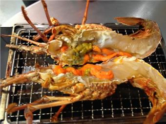 市場BBQ食材 伊勢えび